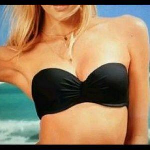 Black VS bathing suit top 32B